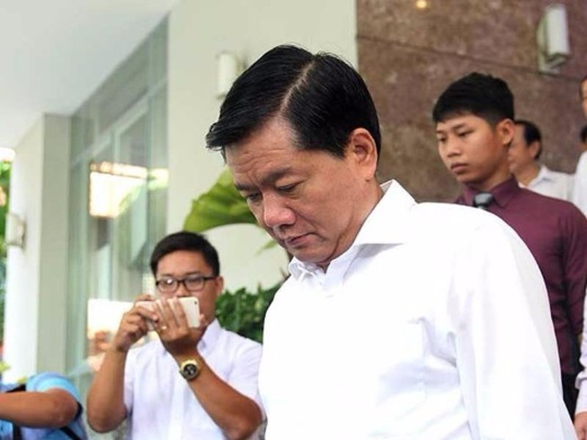 Khởi tố, bắt giam ông Đinh La Thăng