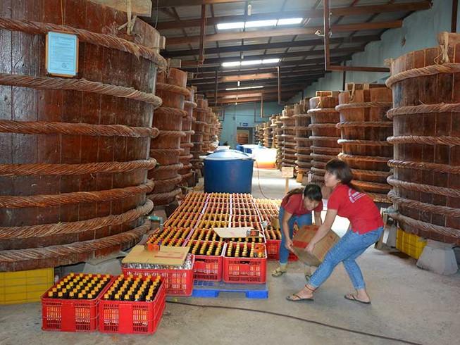 Nước mắm, thực phẩm xuất khẩu vẫn tắc vì … muối iốt