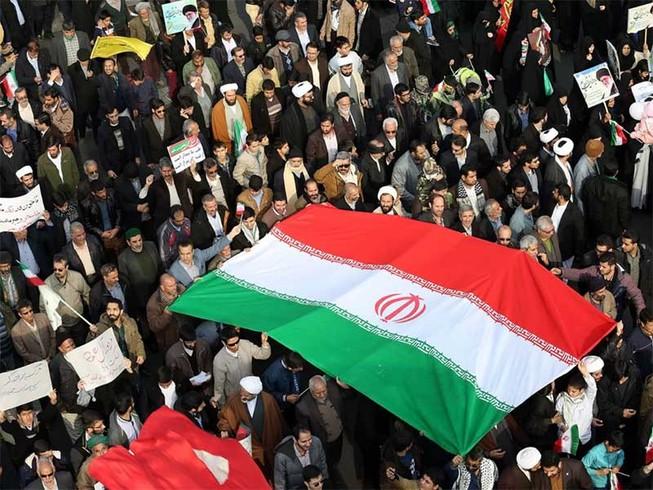 Mỹ tiếp tục lên tiếng về biểu tình Iran