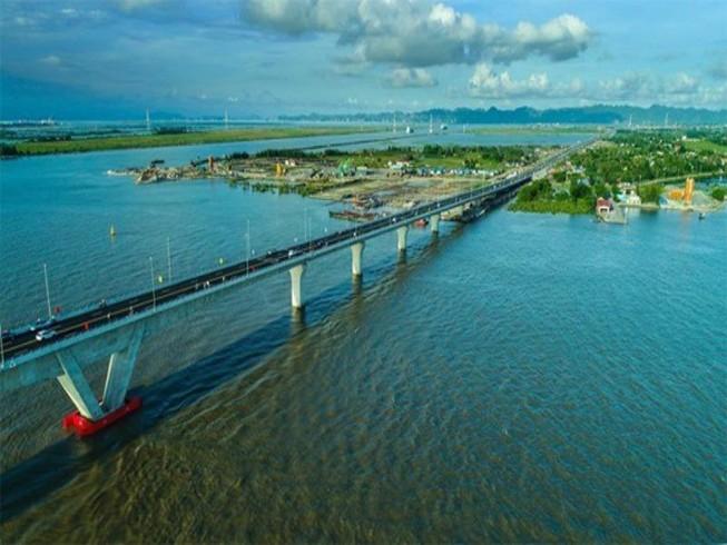 Hải Phòng sẽ xây dựng đường và cầu Tân Vũ-Lạch Huyện 2