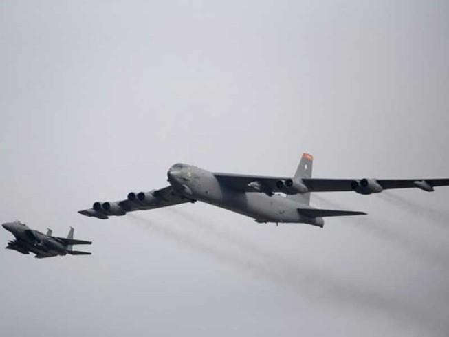 Mỹ muốn Hàn Quốc góp tiền bố trí vũ khí chiến lược