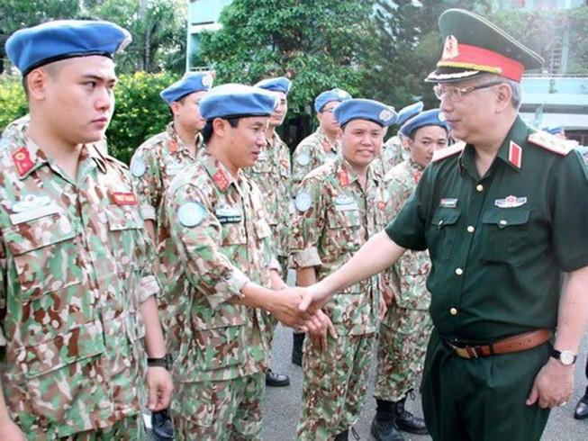 Việt Nam sẵn sàng tham gia lực lượng gìn giữ hòa bình LHQ