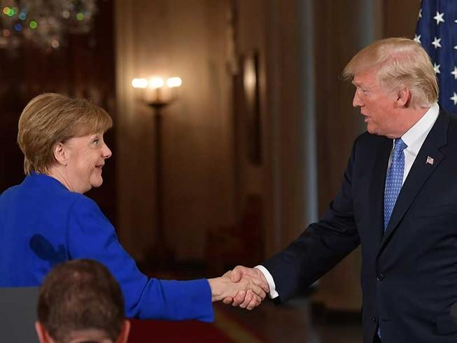 Mâu thuẫn Iran khiến Mỹ và EU đường ai nấy đi