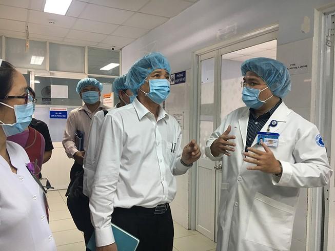 Tình hình ổ dịch cúm ở BV Từ Dũ và biện pháp khống chế
