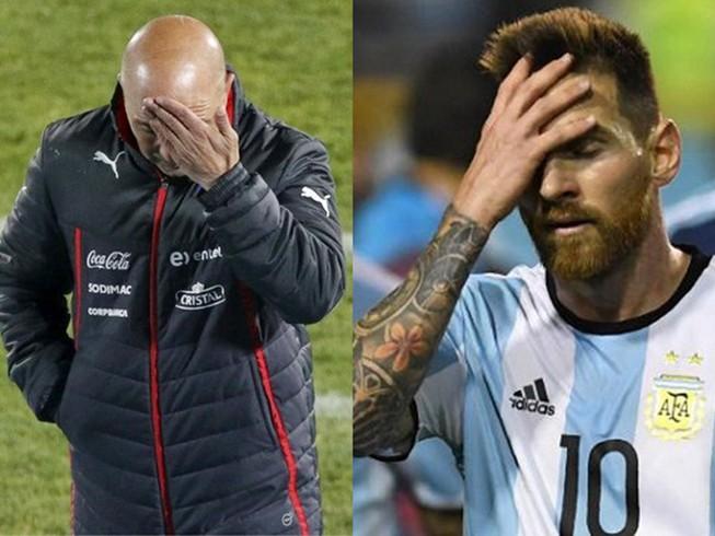 Chưa đá, thầy Messi đã bị tố tấn công tình dục