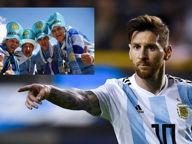 Argentina-Iceland: Messi - bây giờ hoặc không bao giờ!