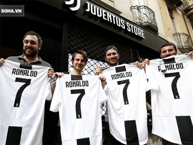 Del Pierro tiết lộ lý do Juventus chi 'khủng' để mua Ronaldo