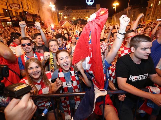 Croatia đã viết câu chuyện cổ tích đẹp nhất World Cup