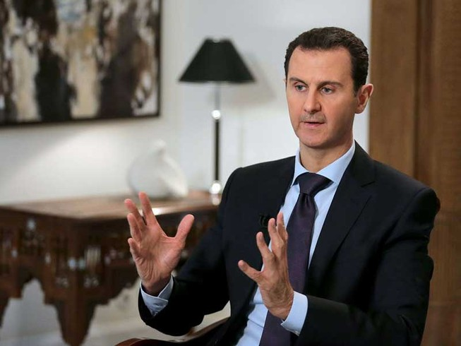 Mỹ cảnh báo sẽ tấn công nếu Syria dùng vũ khí hóa học