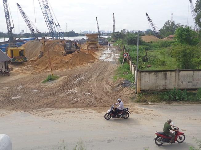 Xây đại lộ ven sông Sài Gòn: Nên đấu thầu công khai