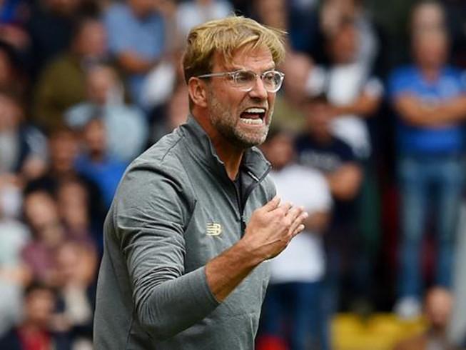 Klopp không phục trong trận Liverpool thua trước Chelsea