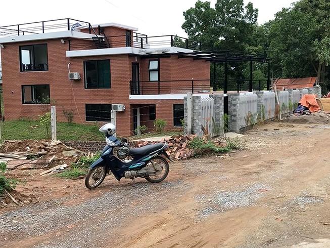 45 trường hợp xẻ đất rừng Sóc Sơn bị 'lên thớt'