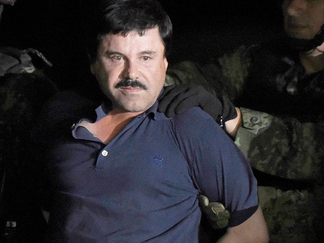 Bố già Mexico từ đời đến phim