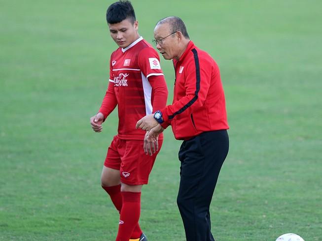 Khi thầy Park không nói về chức vô địch AFF Cup...