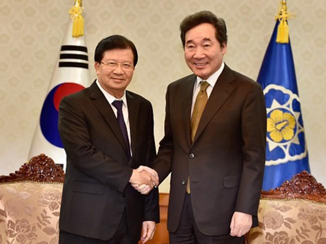 Quan hệ Việt - Hàn phát triển ngày càng sâu rộng, hiệu quả