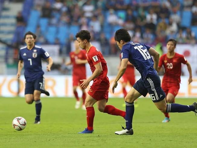 Việt Nam-Nhật Bản (0-1): Đã chiến đấu hết sức, hãy ngẩng đầu!
