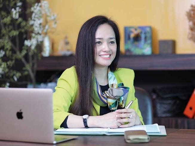 Người phụ nữ lãnh đạo công ty tỉ USD