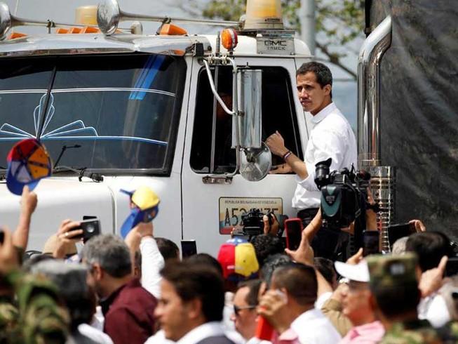 Lờ mờ 'phương án để ngỏ' cho khủng hoảng Venezuela