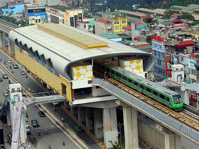Hà Nội hỗ trợ 50% giá vé tàu Cát Linh-Hà Đông