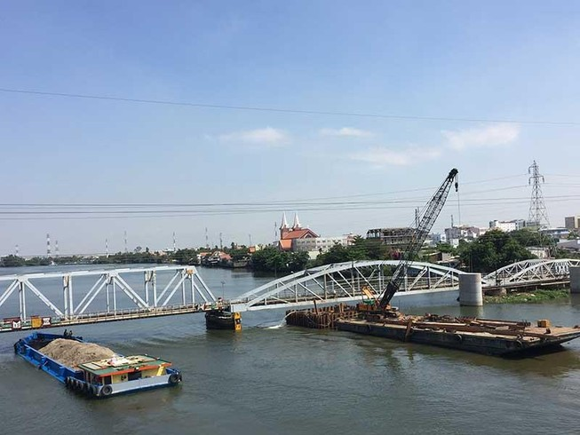 Cần bảo tồn một phần cầu đường sắt Bình Lợi