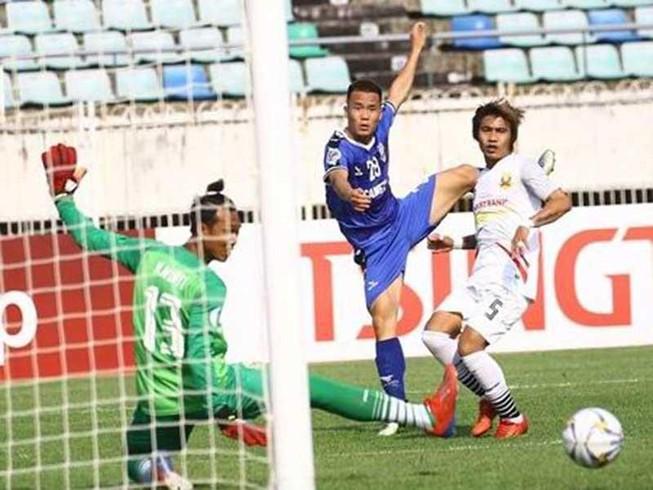 B. Bình Dương đổi vận tại AFC Cup
