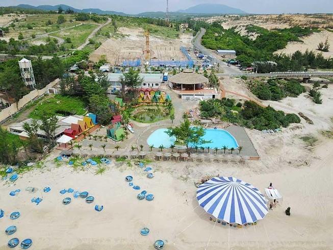 Bình Thuận sáu tháng chỉ chấp thuận đầu tư một dự án du lịch