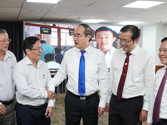 Báo chí cùng chính quyền TP.HCM đột phá cải cách hành chính