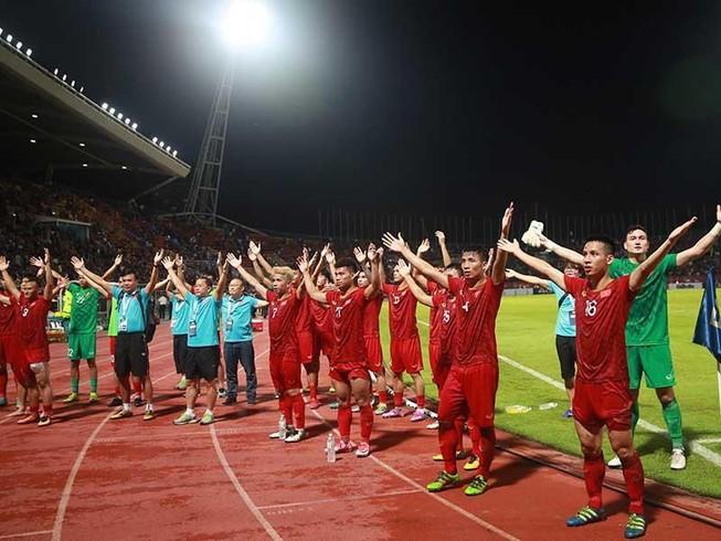 Điểm mạnh của bóng đá Việt Nam khi gặp Thái