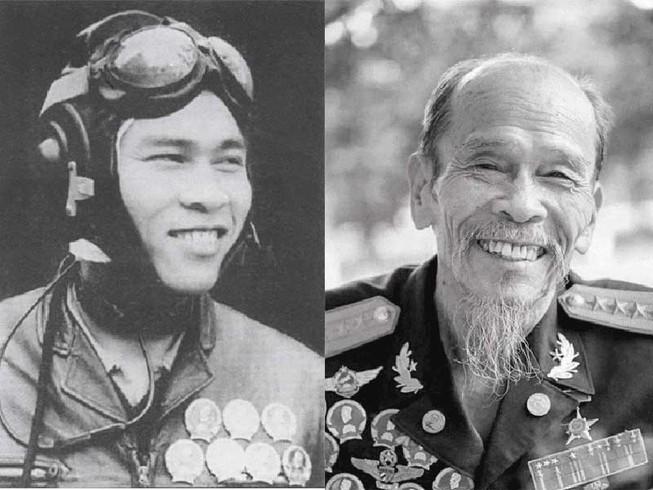 Tang lễ anh hùng phi công Nguyễn Văn Bảy diễn ra sáng 24-9