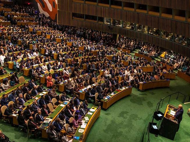 Kỳ họp Liên Hiệp Quốc: Nóng xung đột Mỹ-Iran