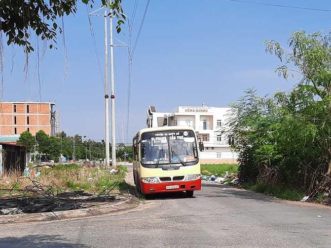 Không trúng đấu giá, xe buýt vẫn được hoạt động