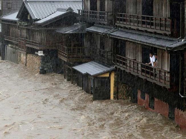 Nhật Bản: Nhiều vùng tan hoang do siêu bão Hagibis