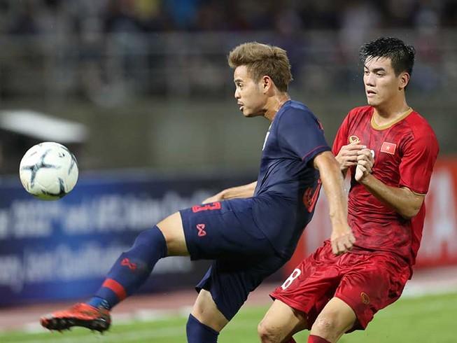Thái Lan, UAE giành nhau ngôi nhất bảng G