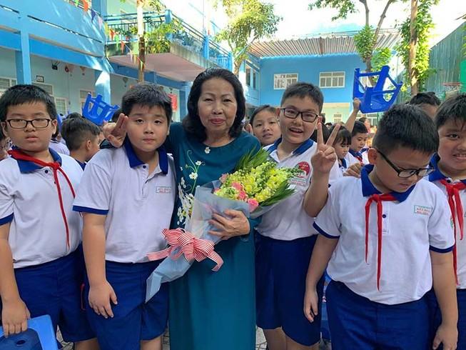 Trái tim của người nữ luật sư dành cho trẻ em