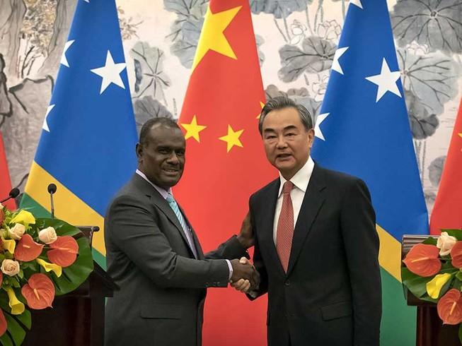 Trung Quốc bí mật thuê đảo ở Thái Bình Dương: Đầy rủi ro!