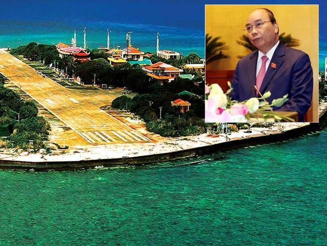 Thủ tướng Nguyễn Xuân Phúc: Không nhân nhượng về chủ quyền