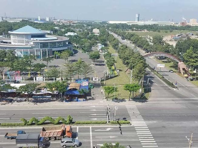 Đấu giá hai khu đất hơn 21 ha ở Bà Rịa-Vũng Tàu