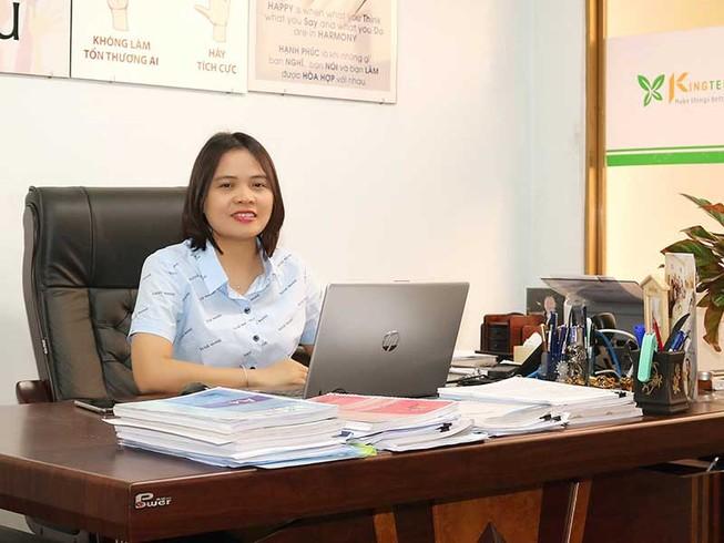 Nữ doanh nhân Thanh Truyền: 'Tôi luôn tìm kiếm cái mới'