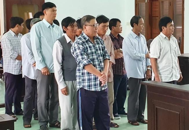 Đề nghị mức án đối với cựu chủ tịch huyện kêu oan