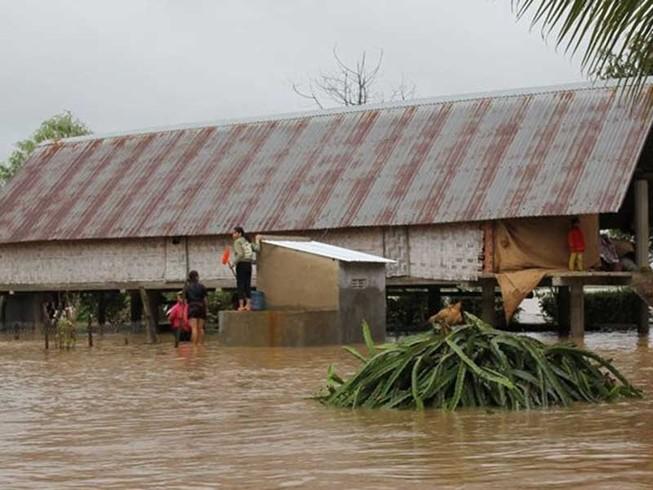 Bão suy yếu, mưa lớn ở Nam Trung bộ, Tây Nguyên
