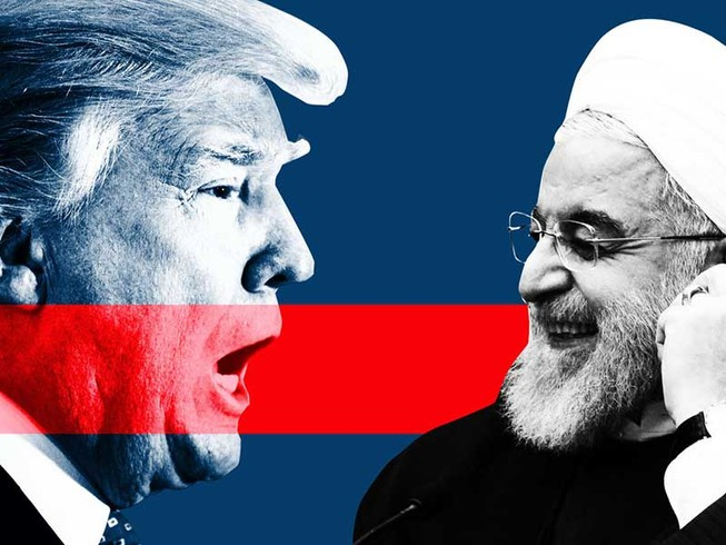 Rạn nứt xuất hiện khi ông Trump quá cứng rắn với Iran