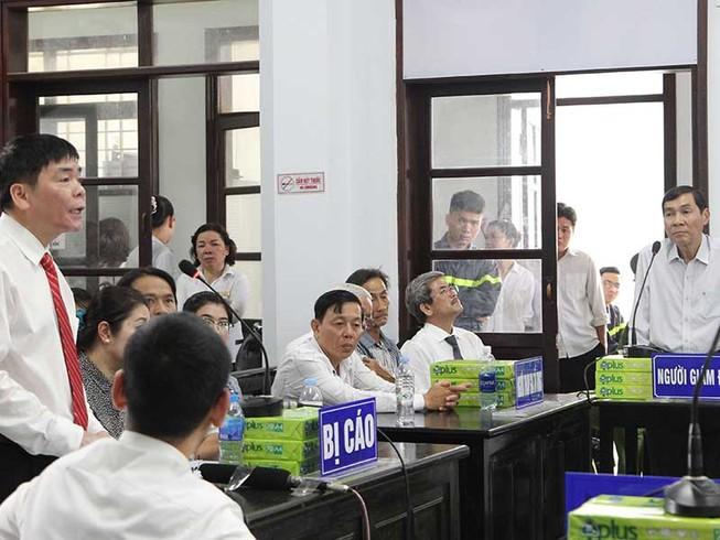 Cơ quan thuế nói gì tại phiên tòa xử Ls Trần Vũ Hải?
