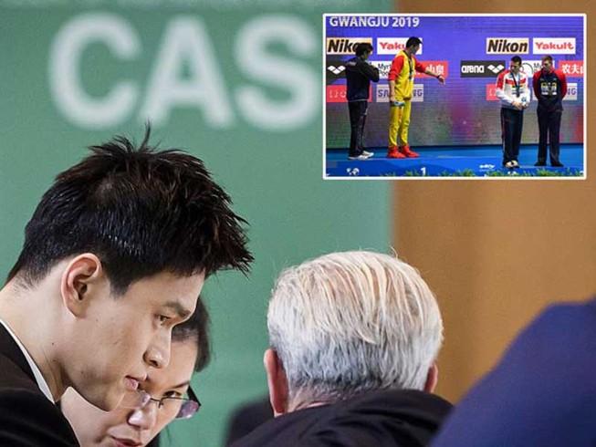 Phiên tòa xử kình ngư Trung Quốc doping rất kỳ lạ