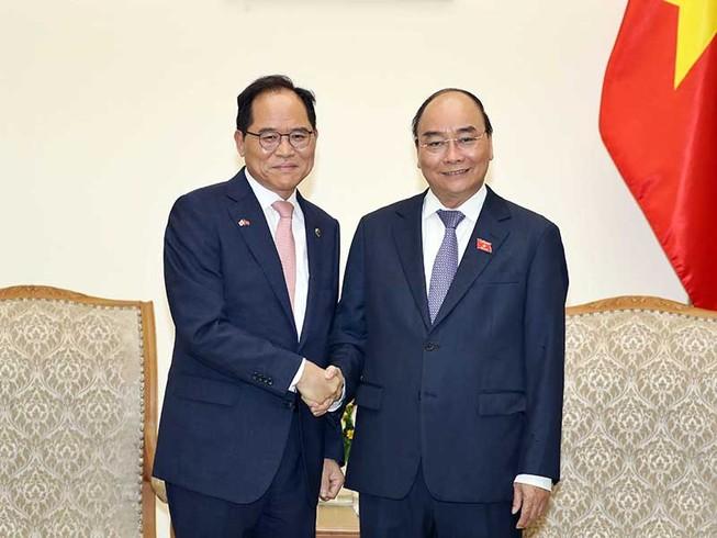 Đại sứ Hàn Quốc khẳng định muốn đóng góp như HLV Park Hang-seo