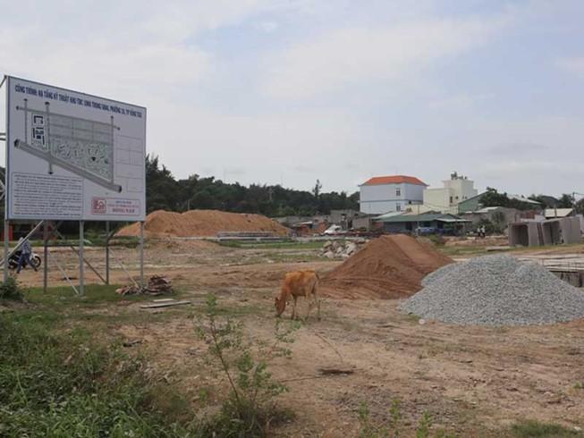 Vũng Tàu quyết thu hồi đất, xây hai trường học