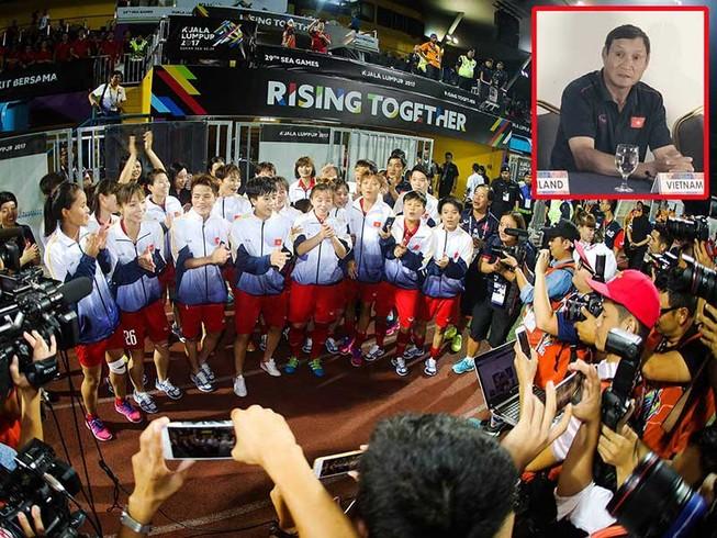 Nữ VN-nữ Thái Lan: Tái hiện trận chung kết 14 năm trước