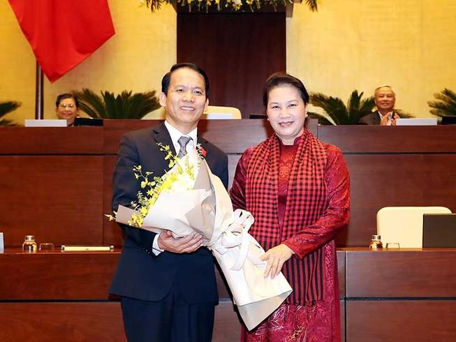 Ông Hoàng Thanh Tùng làm chủ nhiệm Ủy ban Pháp luật của QH