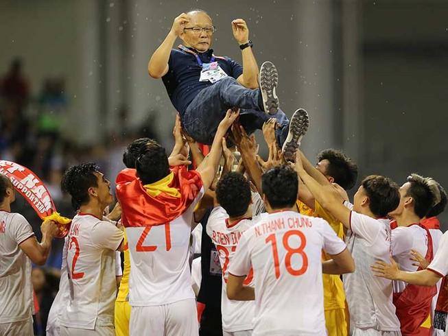 Giấc mơ 60 năm: Việt Nam vô địch!