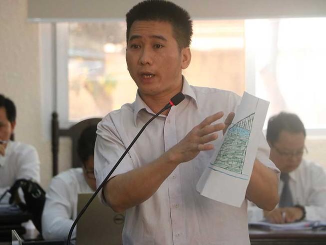 Tòa chưa xét hỏi cựu bí thư Bến Cát