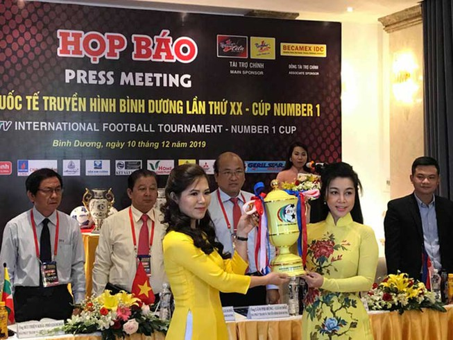 Cuộc rèn quân của đội U-20 Việt Nam cho giải châu Á